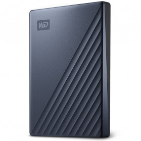 WD My Passport Ultra USB 3.0 2TB Harddisk Eksternal - Blue - 2