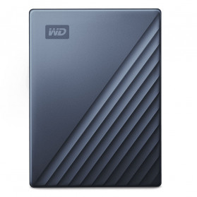 WD My Passport Ultra USB 3.0 4TB Harddisk Eksternal - Blue