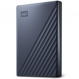 WD My Passport Ultra USB 3.0 4TB Harddisk Eksternal - Blue - 2