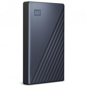 WD My Passport Ultra USB 3.0 4TB Harddisk Eksternal - Blue - 3