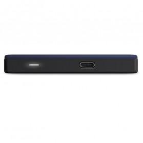 WD My Passport Ultra USB 3.0 4TB Harddisk Eksternal - Blue - 5