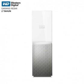 WD My Cloud Home Storage 3.5 Inch - 4TB - White - 2