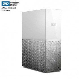 WD My Cloud Home Storage 3.5 Inch - 4TB - White - 3