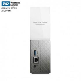 WD My Cloud Home Storage 3.5 Inch - 4TB - White - 4
