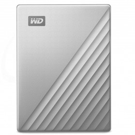 WD My Passport Ultra USB 3.0 1TB Harddisk Eksternal - Silver