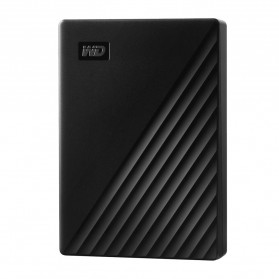 WD My Passport USB 3.2 5TB - Black