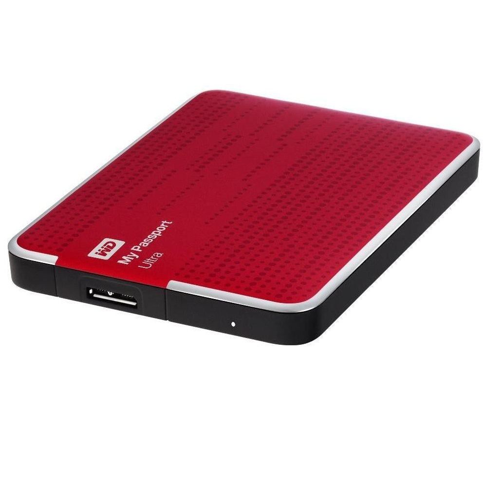 wd my passport ultra usb 3 0 2tb red. Black Bedroom Furniture Sets. Home Design Ideas