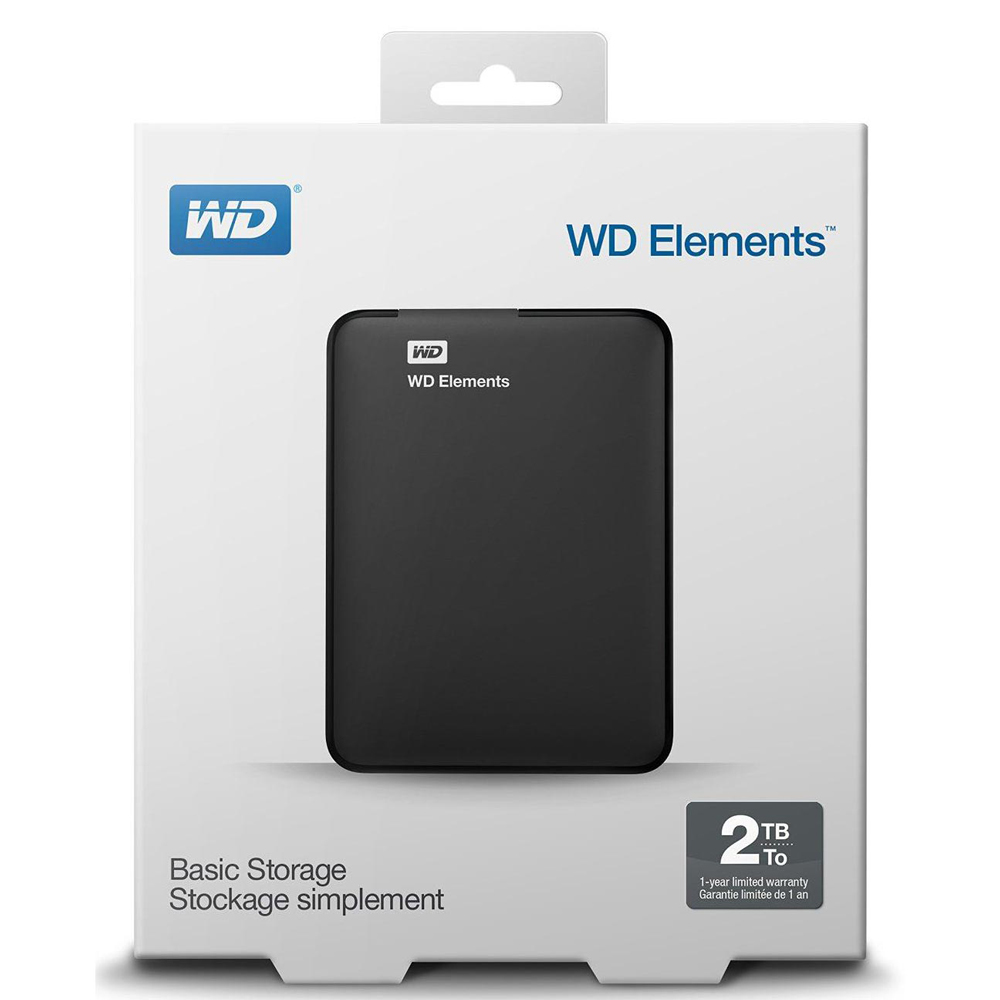 Wd Elements Portable Hard Drive Usb 30 2tb Black Seagate Backup Plus Slim Harddisk Eksternal 25inch Usb30 White Free Pouch Pen 4