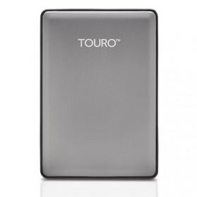 HGST Touro S High Performance Portable Drive 2.5 Inch USB 3.0 - 1TB - Gray