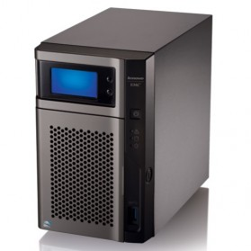 Lenovo EMC PX2-300D Network Storage - Black