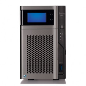 Lenovo EMC PX2-300D Network Storage - Black - 5