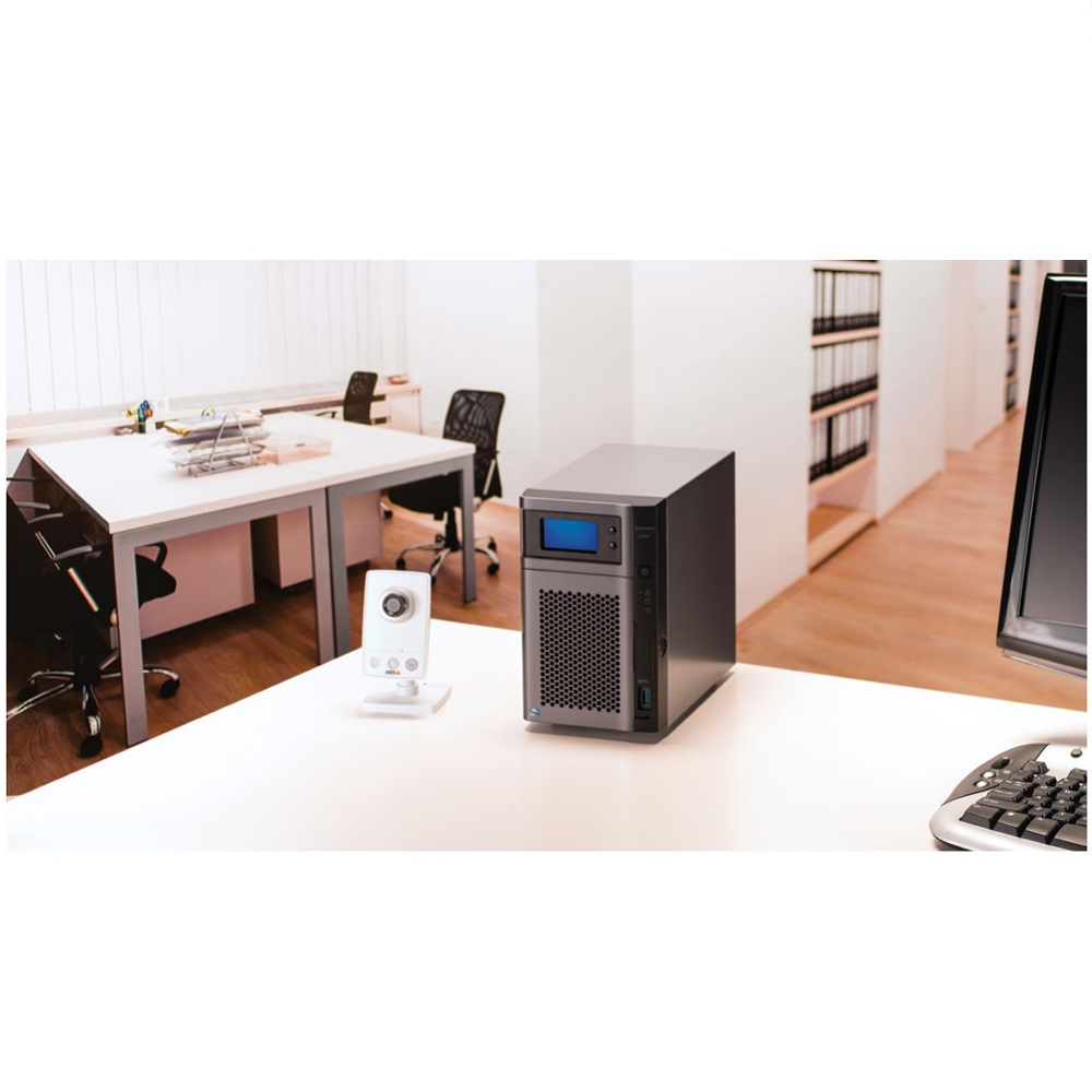 Lenovo EMC PX2-300D Network Storage - Black - JakartaNotebook com