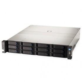 Lenovo EMC PX12-400R Network Storage Array with 24TB (12pcs HDD 2TB) - Black
