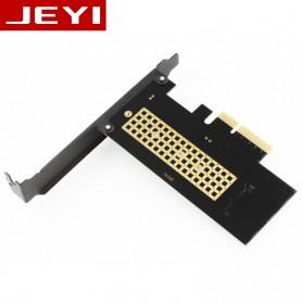 JEYI M.2 NVME to PCI-E 3.0 X4 Expansion Card - SK4 - Black - 4