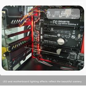 JEYI M.2 NVME to PCI-E 3.0 X4 Expansion Card - SK4 - Black - 13