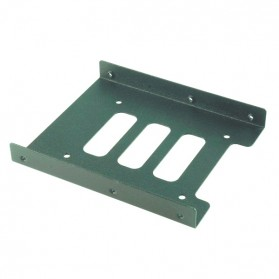 Internal HDD/SSD Mounting Kit 2.5 Inch to 3.5 Inch - Silver
