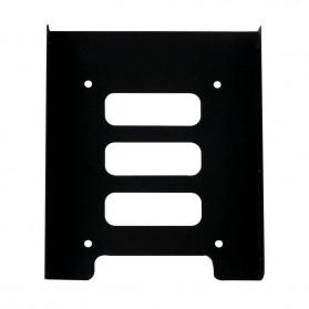 HSEN Mounting Kit Untuk HDD/SSD 2.5 Inch ke 3.5 Inch - WSE091 - Black - 3