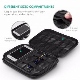 Ugreen Tas Organizer Gadget Storage Bag - LP139 - Black - 3