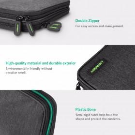 Ugreen Tas Organizer Gadget Storage Bag - LP139 - Black - 4