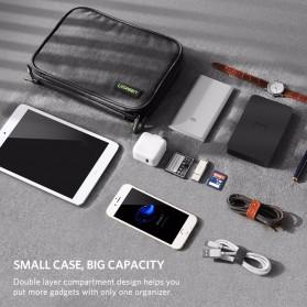 Ugreen Tas Organizer Gadget Storage Bag - LP139 - Black - 5