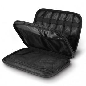 Ugreen Tas Organizer Gadget Storage Bag - LP139 - Black - 6