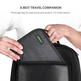 Ugreen Tas Organizer Gadget Storage Bag - LP139 - Black - 8