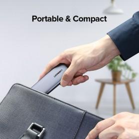 UGREEN NGFF SATA M.2 SSD to USB Type C 3.1 Adaptor Enclosure Box 6Gbps - 60355 - Gray - 4