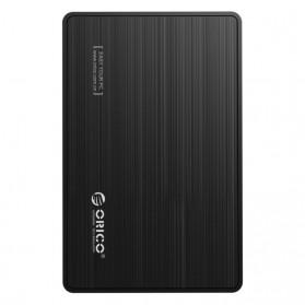 Orico 1-Bay 2.5 Inch External HDD Enclosure Sata 3 USB 3.0 - 2588S3 - Black - 2
