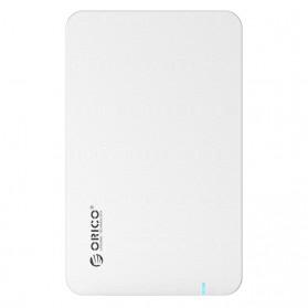 Orico 1-Bay 2.5 SATA External HDD Enclosure with USB 3.0 - 2569S3 - Silver - 2