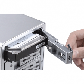 Orico 5-Bay 3.5 SATA HDD Enclosure - 9558U3 - Black - 5