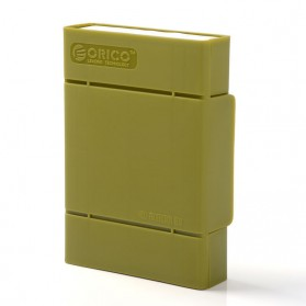 Orico 1-Bay 3.5 HDD Protection Case - PHP-35 - Green - 2
