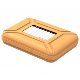 Orico 1-Bay 3.5 HDD Protection Case - PHX-35-GY - Yellow