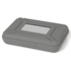 Orico 1-Bay 3.5 HDD Protection Case - PHX-35-GY - Gray - 1