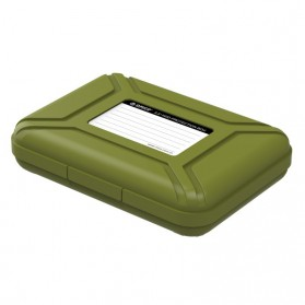 Orico 1-Bay 3.5 HDD Protection Case - PHX-35-GY - Olive Green - 1