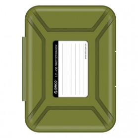 Orico 1-Bay 3.5 HDD Protection Case - PHX-35-GY - Olive Green - 5