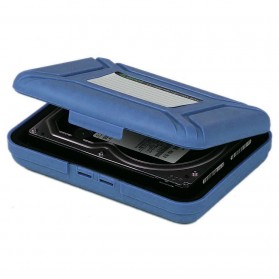 Orico 1-Bay 3.5 HDD Protection Case - PHX-35-GY - Blue - 1