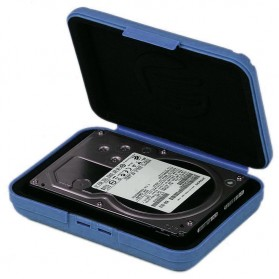 Orico 1-Bay 3.5 HDD Protection Case - PHX-35-GY - Blue - 2