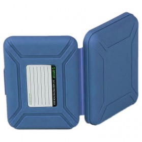 Orico 1-Bay 3.5 HDD Protection Case - PHX-35-GY - Blue - 3