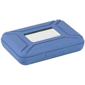 Orico 1-Bay 3.5 HDD Protection Case - PHX-35-GY - Blue - 4