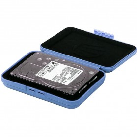 Orico 1-Bay 3.5 HDD Protection Case - PHX-35-GY - Blue - 5