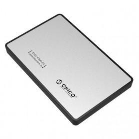 Orico 1-Bay 2.5 Inch External HDD Enclosure Sata 2 USB 3.0 - 2588US3-V1 - Silver - 3