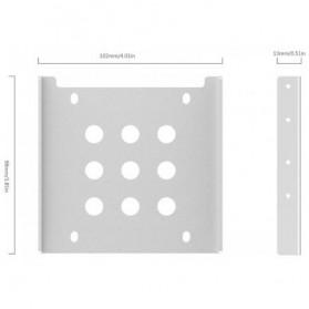 Orico Internal SSD Mounting Bracket Kit 2.5 to 3.5 Inch - AC325-1S - Silver - 2