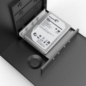 Orico Internal SSD Mounting Bracket Kit 2.5 to 3.5 Inch - AC325-1S - Silver - 4