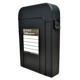 Orico 1-Bay 3.5 HDD Protection Case - PHI-35 - Black