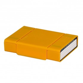 Orico 1-Bay 3.5 HDD Protection Case - PS35-5 - Yellow - 1