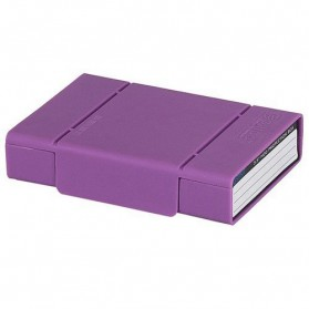Orico 1-Bay 3.5 HDD Protection Case - PS35-5 - Purple - 1