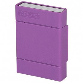 Orico 1-Bay 3.5 HDD Protection Case - PS35-5 - Purple - 2
