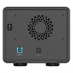 Orico 2-Bay 3.5 SATA HDD Enclosure - 9528U3-V1 - Black - 4