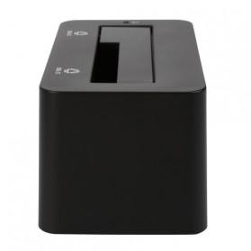 Orico USB 3.0 1-bay 2.5/3.5 HDD Docking Station - 6619US3-V1 - Black - 3