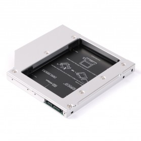 ORICO Aluminium Optical Drive HDD Mounting Bracket Adapter 12.7 mm - L127SS - 2